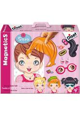 Magnetics Muda O Look De Sara Diset 63245