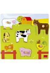 Puzzle Sonoro Fazenda Goula 53081