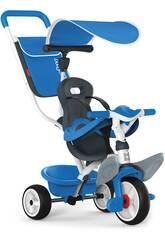Triciclo 3 em 1 Azul Baby Balade 2 Smoby 7411012