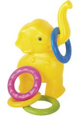 Elefantenringe Set Korb Reifen