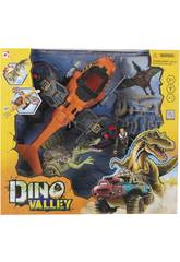 Dino Valley Playset Exploración Aérea