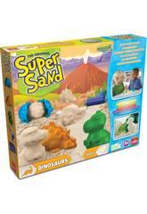 Super Sand Dinosaurios Goliath 83277