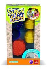 Super Sand Moldes Pasteles y Arena Goliath 83243