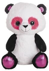 Plüschtier Panda 40 cm. 2 Col. Llopis 12446
