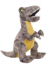 Peluche Dinosaurio Thor 40 cm. Creaciones Llopis 46645