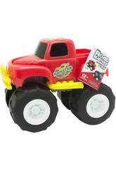 Monster Truck Rouge 23 cm