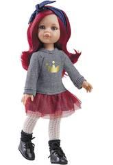 Puppe 32 cm Dasha die Freundinnen Paola Reina 4513