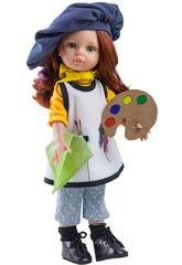Puppe 32 cm Malerin Cristina Hobbie Freundinnen Paola Reina 4652