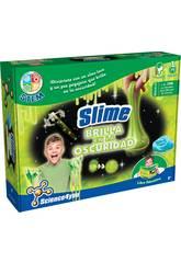 Slime Fabric Viscosa Brilla en la Oscuridad