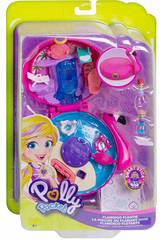 Polly Pocket Koffer Schwimmender Flamingo Mattel FRY38