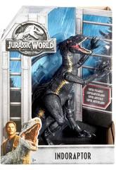 Jurassic World Indoraptor 26 cm. Mattel FVW27
