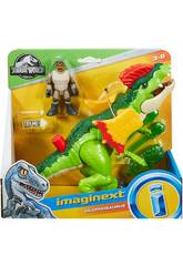 Jurassic World Imaginext Figuren und Dinosaurier MattFMX88