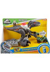 Jurassic World Imaginext Indoraptor Persecutor MattFMX86
