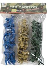 Figuras Soldados Set 60 piezas