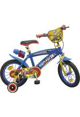 Bicicleta Mickey and the Roadster Racers 16