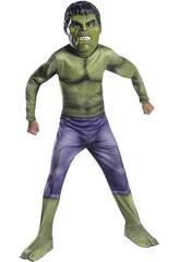 Disfarce de Criança Hulk Ragnarok Classic Tamanho L Rubies 640152-L