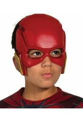 Maschera per bambini The Flash The Justice League Rubies 34273