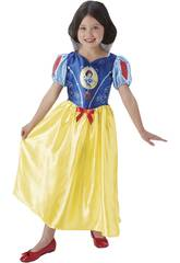 Costume Bimba Biancaneve Classic L Rubies 620642-L