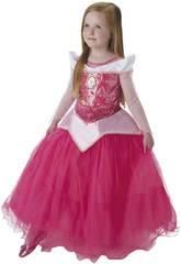 Déguisement Enfant Fille Princesse Aurore taille M Rubies 620481-M