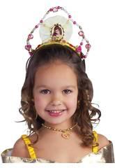 Diadémé Enfant Belle Rubies 8466