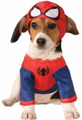 Costume per Animali Spiderman S Rubies 580066-S