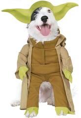 Costume per Animali Star Wars Yoda Deluxe M Rubies 887893-M