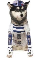 Disfarce de Mascote Star Wars R2-D2 Tamanho S Rubies 888249-S
