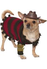 Costume per Animali Freddy S Rubies 580052-S
