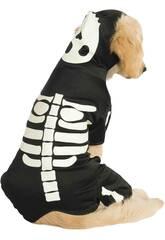 Disfraz Mascota Esqueleto Brilla En La Oscuridad Talla M Rubies 887825-M
