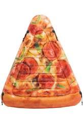 Materassino gonfiabile Pizza Stampa realistica Intex 58752
