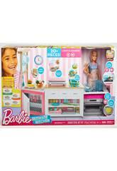 Barbie Cucina da Sogno con Bambola Mattel FRH73