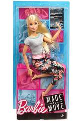 Barbie Beweglichkeit ohne Limit Mattel FTG80