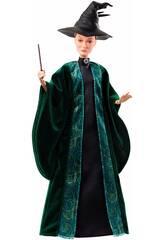 Harry Potter Muñeca Minerva McGonagall Mattel FYM55