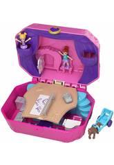 Polly Pocket Coffre Boîte à Musique Mattel GCJ88