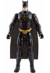 Personaggio Articolato Batman Nero da 30 cm Mattel FVM74