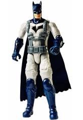 Batman Missions Traje De Batalla 29 cm. Mattel FVM75