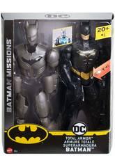 Batman Superarmatura Mattel Fee22