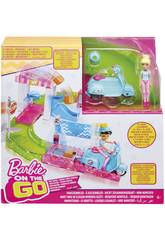Barbie On The Go Postbüro Mattel FHV85