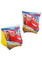 Manguitos Hinchables Cars de 23x15 cm. Intex 56652