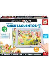 Educa Touch Junior RaccontaFiabe 2 Educa 17952