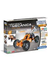 Laboratorio de Mecánica Buggy y Quad Clementoni 55159