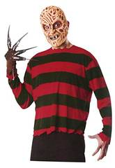 Freddy Krueger Kit para Adulto Rubies 17059