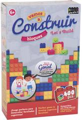 Blocs de Construction 400 pièces