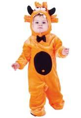 Deguisement Bebe Mon-Tou Orange taille I Rubies S8501-I
