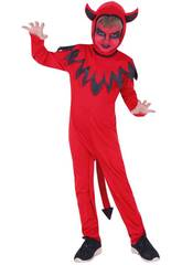 Costume bimbo Diavoletto S Rubies S8511-S