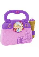 Princesas Disney Bolso Con Micro Luces y Ritmos Reig 5293