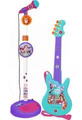 Enchantimals Micro et Guitare Reig 4450