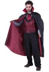 Capa Adulto Mr. Vampiro Rubies S5209