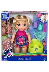 Baby Alive Puppe Ich lerne Pippi zu machen Hasbro E0609