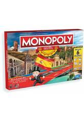Monopoly Spanien Hasbro E1654
